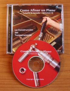 carátula con cd