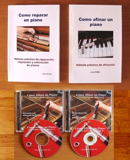 dos libros + dos cds - copia